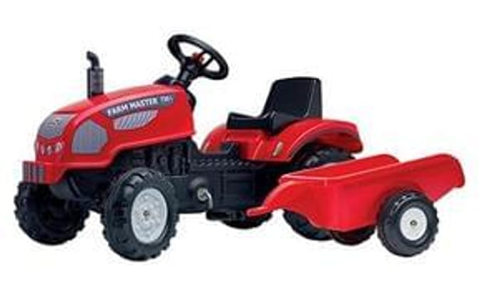 Bargain Ride-On Tractor - Only £30 Today!