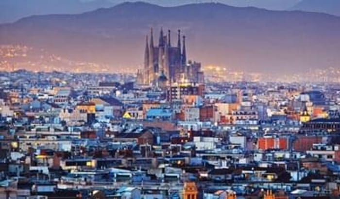 Win a summer holiday to Barcelona