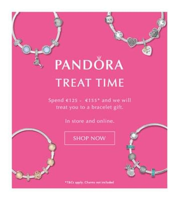 15% off £40 Spend on Jewellery with voucher at Argento