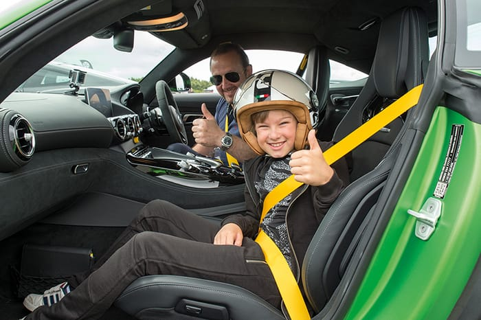 Win a Family Day out at the Supercars Event