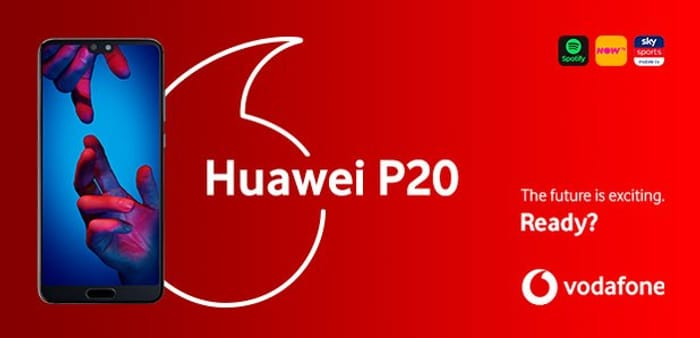 Win Huawei P20 & 12 Months of the Best Entertainment