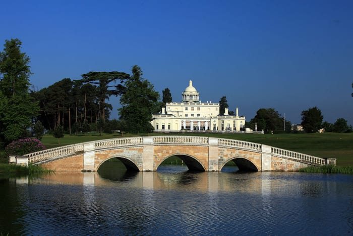Win Luxury Stay for 2 at Stoke Park worth £950