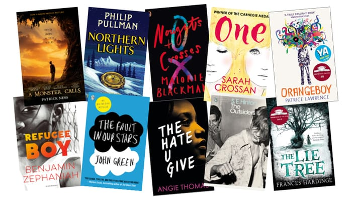 Win a Library of Ya Books for Your School