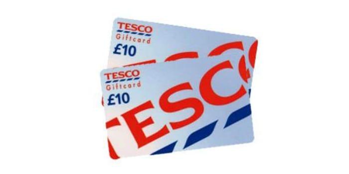 Win a £100 Tesco Gift Card