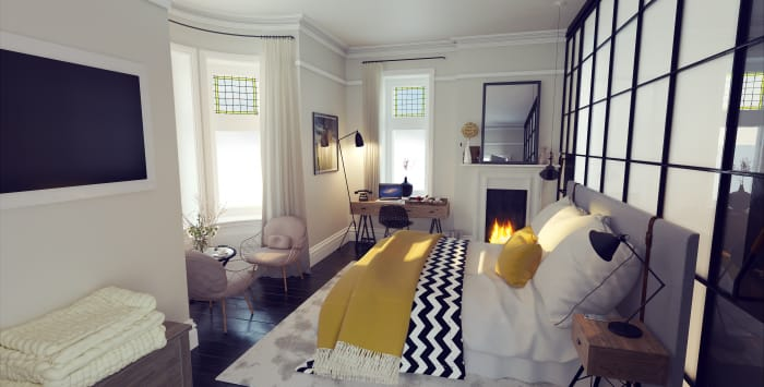 Win a Grand Two-Night Stay for Two in the the Fleece Hotel, Richmond