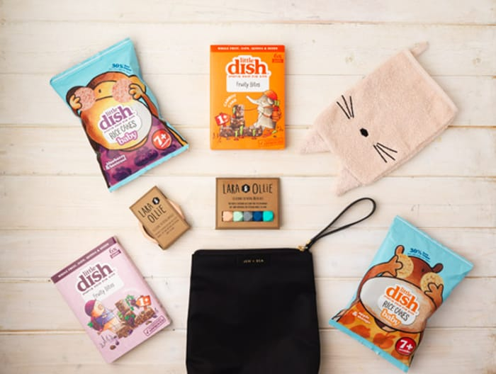 Win a Bundle of Weaning Essentials and Healthy Baby Snacks