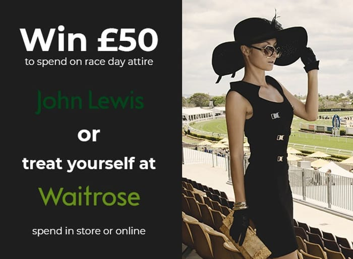 WIN a £50 Voucher to Spend in John Lewis in Time for the Grand National!