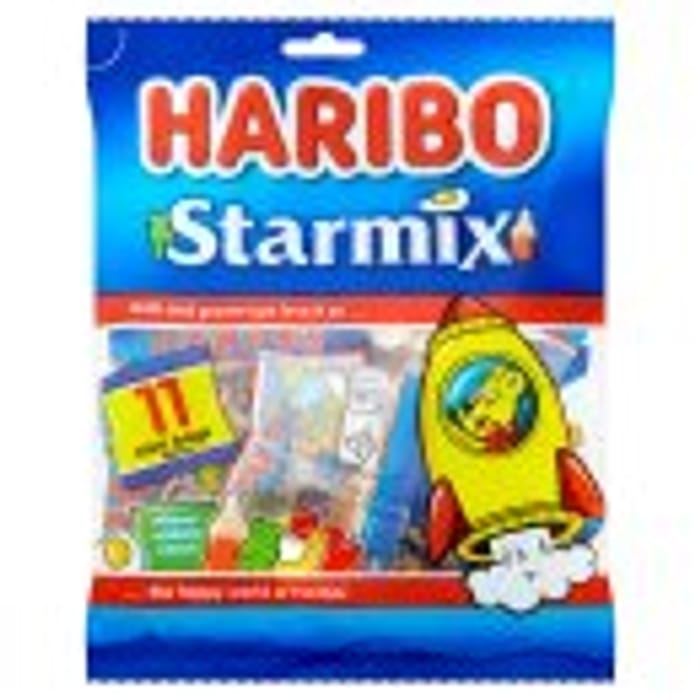 Haribo Starmix Multipack 11 Packs