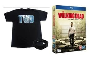 The Walking Dead Blu-Ray and Merchandise