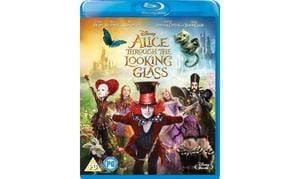 Win Alice Through The Looking Glass on Blu-Ray