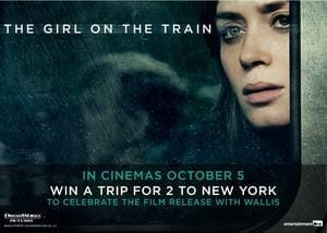 Win a Trip to New York for 2 People