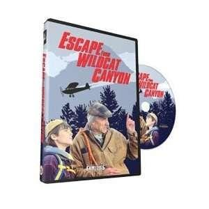 Escape From Wildcat Canyon DVD