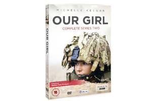 1 of 3 'Our Girl' Season 2 DVD's to be Won