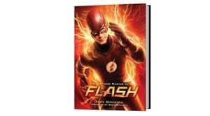 Win The Art and Making of The Flash book