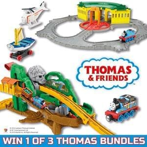 Win a Thomas & Friends Bundle