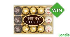 Win a Box of Ferrero Rocher from Londis
