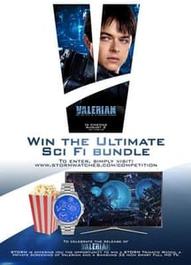 Win The Ultimate Sci Fi Bundle